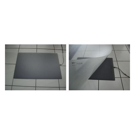 rs office tapis chauffant lectrique l 650 x p 420 mm hm 4265. Black Bedroom Furniture Sets. Home Design Ideas