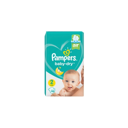 Pampers couches baby dry taille 4 maxi 8 16 kg pack promo 8001090336446 - Couches pampers en promo ...