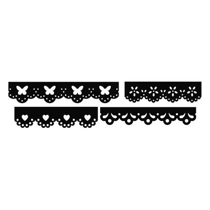 heyda perforatrice bordure motif pr sentoir comptoir de. Black Bedroom Furniture Sets. Home Design Ideas