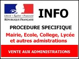 Commande par administration, lycee, college, mairie...